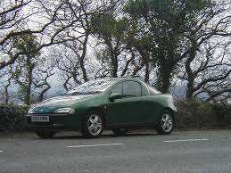 opel tigra 1997 our cars
