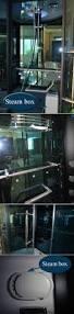 hs sr078 gym steam room shower bath cubicle steam shower stall