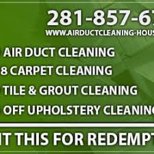 air duct cleaning houston carpet cleaning 15002 ella blvd