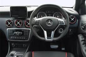 mercedes hatch amg mercedes a class amg hatchback a45 4matic premium 5 door