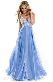 50 blue prom dresses that u0027ll get all the likes lace bodice