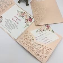 bridal invitation wedding invitations kits cards dhgate