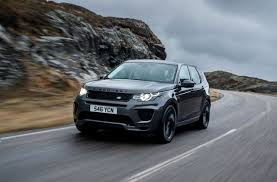 black land rover discovery 2017 discovery sport and evoque get more power the car magazine