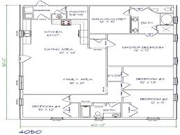 41 metal 5 bedroom house plans bedroom 3 bath one story house