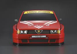 killerbody alfa romeo 75 turbo evoluzione rc cars rc parts and