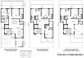 Central Park Floor Plan by Central Park Fleur Villas By Central Park In Sector 33 Sohna