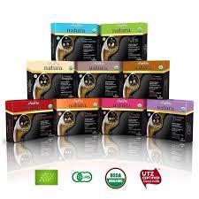 k design jas fuerte nocciola organic arabica natural hazelnut k cups 48 count