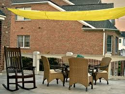 Sail Canopy Awning Foot Quadrilateral Sun Shade Canopy Sail With Hardware