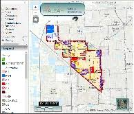 city of hialeah florida search maps