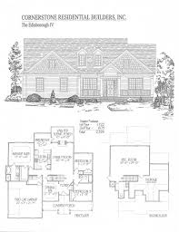 Springs Floor Plans by Edinborough Home Floor Plan Apex Cary U0026 Holly Springs Nc