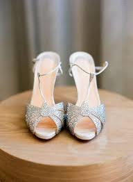 wedding shoes glitter 30 adorable sparkly wedding shoes weddingomania weddbook