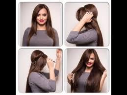 flip in hair how to wear lockstress flip in hair extensions youtube
