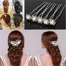 pearl hair pins aliexpress buy 20pcs flower bridal wedding hair pins wedding