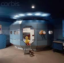 spaceship bedroom child s bedroom with spaceship bed wow kids room pinterest