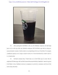 Most Ridiculous Starbucks Order Too Much Ice And Too Little Coffee At Starbucks The Reeves Law