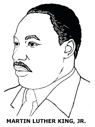 Martin King Famous Civil Rights Leader Coloring Pertaining To Dr Martin Luther King Jr Coloring Pages