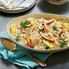 Best Pasta Salad Recipe summer pasta salad with lime vinaigrette recipe myrecipes