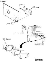 where can i find a visual diagram to replace the power window