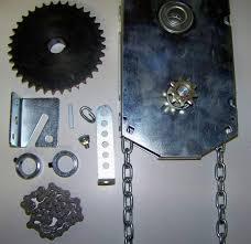 Garage Door Gear Kit by Two Types Of Jackshaft Garage Door Opener U2014 Garage Decorations