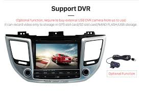 connect android to car stereo usb 8 inch hd 1024 600 android 6 0 2015 2016 hyundai ix35 tucson lhd