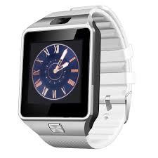 dz09 bluetooth smart waist watch phone sim camera for android