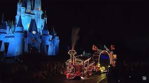 disney world light parade disney live streams main street electrical parade before it leaves