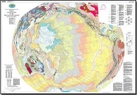 pacific region map tectonic map of the circum pacific region pacific basin sheet
