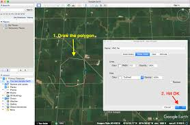 How To Create A Route On Google Maps by Shapefile Or Google Earth Kml Flight Planning