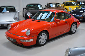 porsche 964 red used porsche 911 carrera 2 coupe jzm limited showroom
