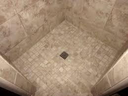 How To Tile A Bathroom Shower Floor Tiling A Shower Floor Best Bathroom Designs Wall And Tile Decor