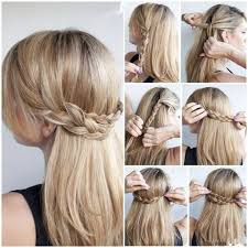 Long Hairstyles Easy Updos by Updo Hairstyles For Long Thick Hair 10 Simple Yet Stylish Updo