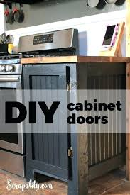 Building Kitchen Cabinet Doors Diy Kitchen Cabinet Doors Diy Cabinet Door Designs
