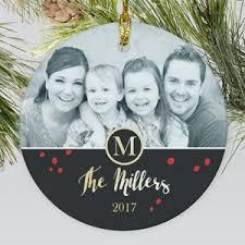 personalized photo ornaments picture ornaments
