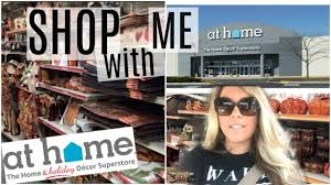 superstore home decor shop with me fall home and halloween decor youtube