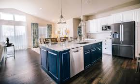 kitchen cabinets with gray floors white cabinets with gray countertops add depth to your