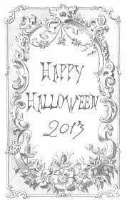 a halloween party with free printable
