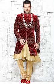sherwani the indian wedding gown for men your glamour