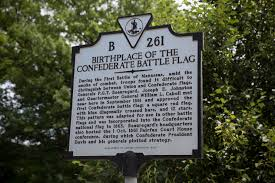 Confederate Flag Origin Why And How The Confederate Battle Flag Was Created 154 Years Ago