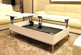 Pull Up Coffee Table Pull Up Coffee Table Pop Up Coffee Table 1 Pull Cart Coffee Table