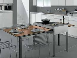 space saving kitchen dining table design value of space saving