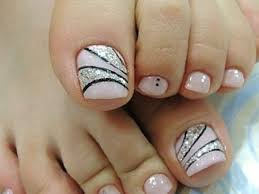Toe And Nail Designs Toe Nail Tip Designs Top 33 Trends 2017 2018 Fashion In Pix
