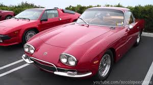 vintage lamborghini 400gt classic lamborghini gt400 walk around youtube