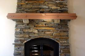 Stone Fireplace Mantel Shelf Designs by Interior Fascinating Picture Of Living Room Decoration Using