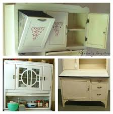The Country Farm Home Ill Take A Hoosier Cabinet Please - Hoosier kitchen cabinet