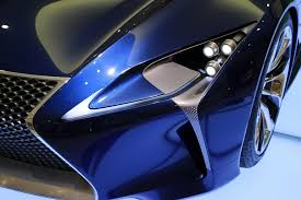 lexus electric supercar lexus lf lc concept youtube