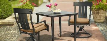 Garden Treasures Patio Furniture Company by Patio Tables Patio Deck Or Garden The Home Depot