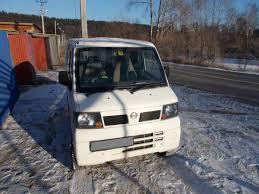 продажа Nissan Clipper ниссан клиппер в россии