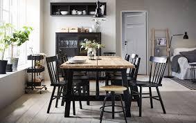 black dining room dining room furniture ideas ikea
