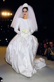 carolina herrera wedding dress 13 stunning carolina herrera wedding dresses from the archives vogue
