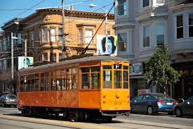 San Francisco Tram Map by Getting Around San Francisco U2014time Out